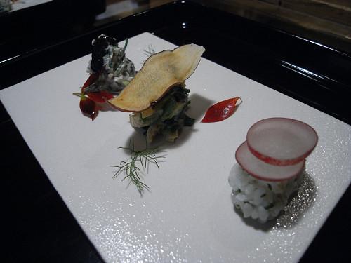 蕎麦・菜食『一如庵』@宇陀市-11