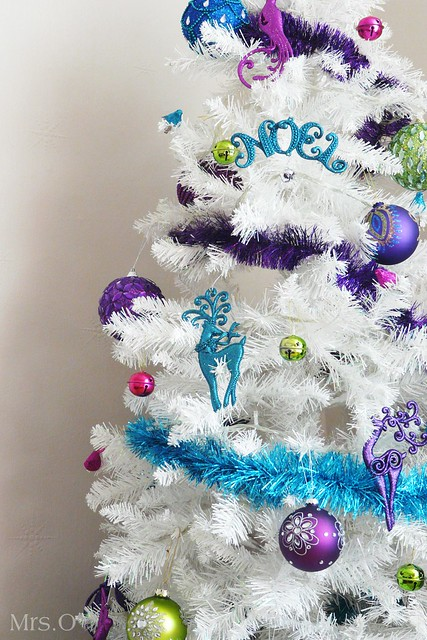 My Christmas Decorations 2012 The Purple Pumpkin Blog