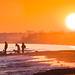 Sunset in Marbella by Hernan Piñera
