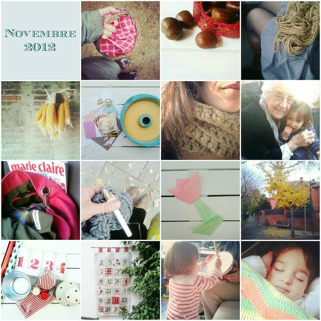 Novembre 2012 - Instagram