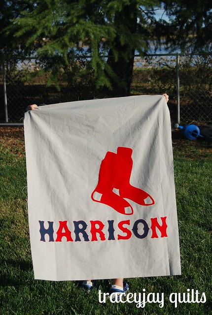 Red Sox for Harrison