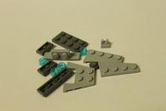 LEGO Star Wars 2012 Advent Calendar (9509) - Day 4: Super Star Destoryer
