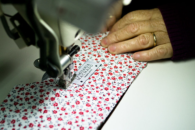 having my bespoke shirt made