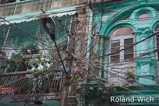 Yangon - Wiring