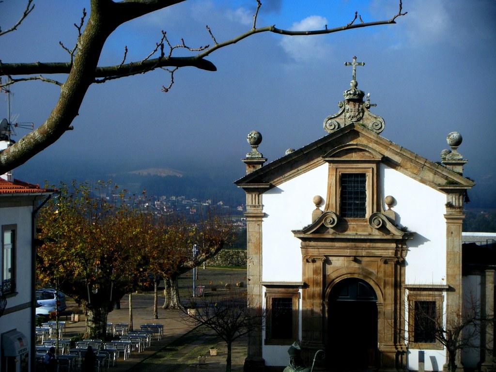 Valen a do minho map portugal mapcarta for Muebles portugal valenca