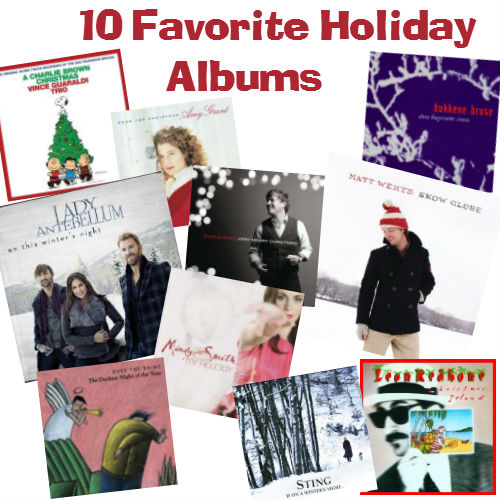 Fav Holiday Albums