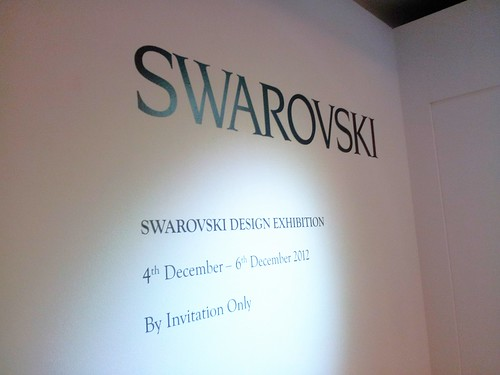 Swarovski at The Gajah Gallery