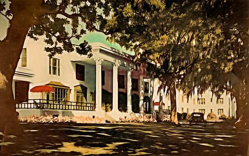 mississippi post landmark historic card biloxi preservation 1899 jameslove whitehousehotel whiteavenue