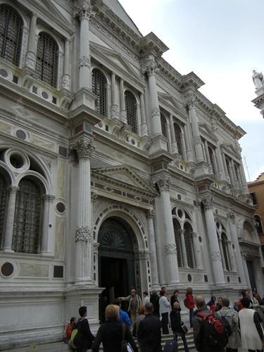 DSCN2212 _ Scuola Grande di San Rocco, Venezia, 14 October