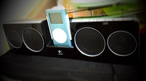 古い iPod mini の再利用を模索中