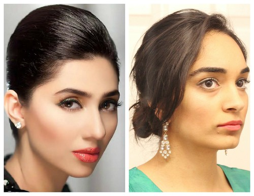 Mahira Khan inspired make up