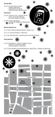 Verso flyer Nocturne 2012