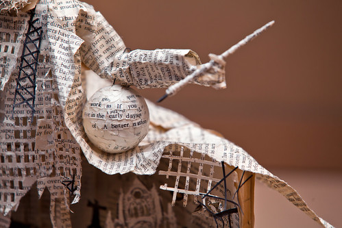 BWS Paper Sculptures