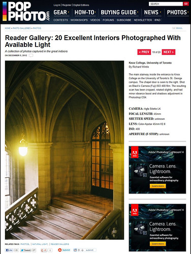 Popular Photography - 20 Excellent Interiors #19