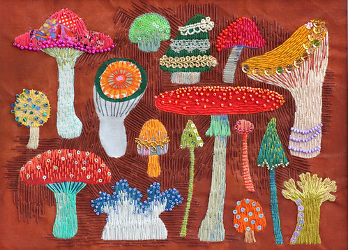 mushrooms