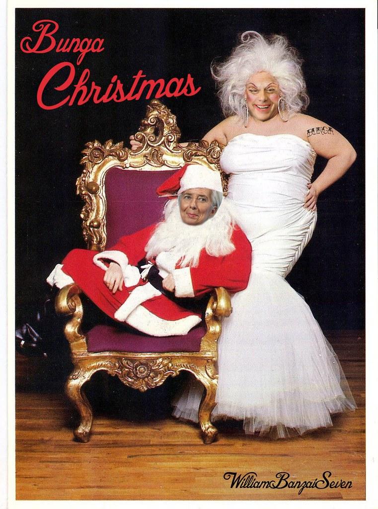 BUNGA CHRISTMAS