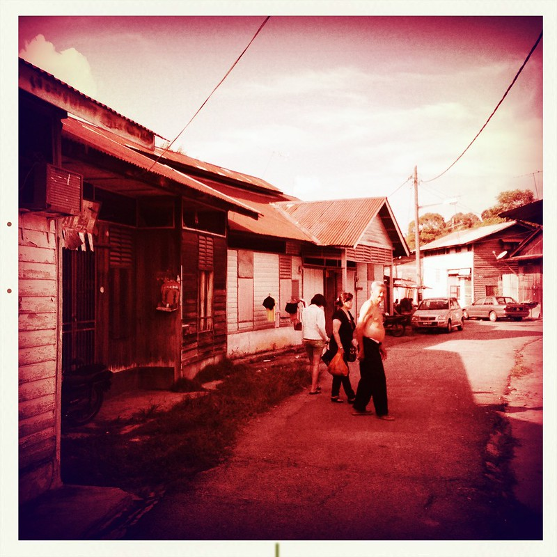 Malaysia 200 Years Old Tradition Hakas Village (Toy Camera) 8256829583_f9424bc79d_c