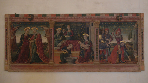 DSCN3780 _ Pinacoteca Nazionale (Palazzo Diamanti), Ferrara, 17 October