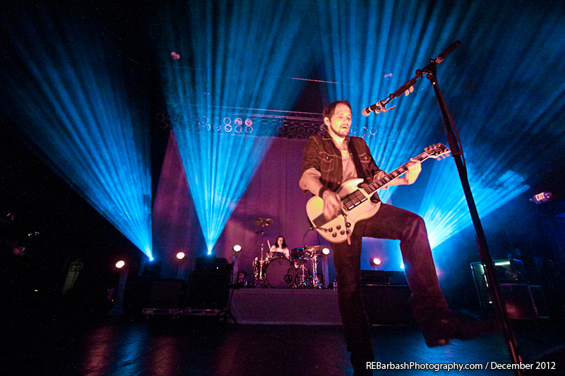 Silversun Pickups, Delta Spirit, The Features, Cloud Nothings. CD102.5 Holiday Show, photos by Rachael Barbash.