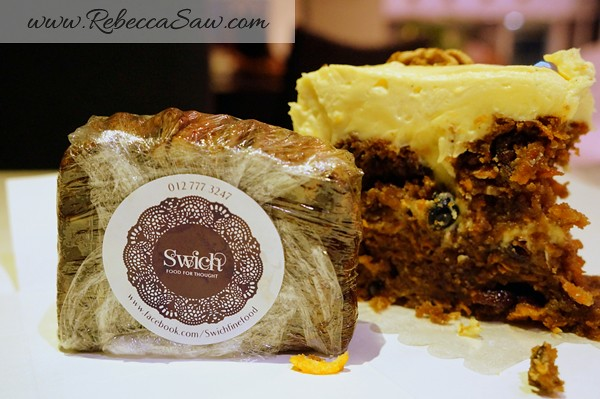 fruit cake - swich cafe, publika