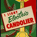"Noma Electric Candolier, 1950""s"