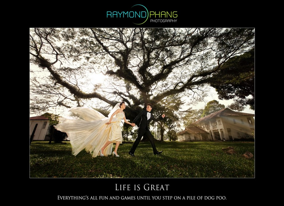 Raymond Phang Photography - Conceptualised Pre-Wedding 5