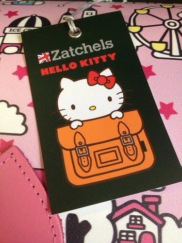Hello kitty Zatchel