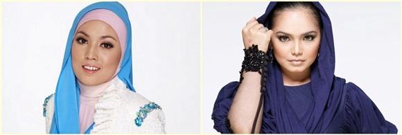 Selain Shila Amzah, Siti Nurhaliza Juga Tercalon di World Music Awards 2012