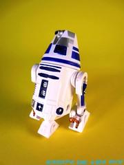 Blue R4-Series Astromech Droid