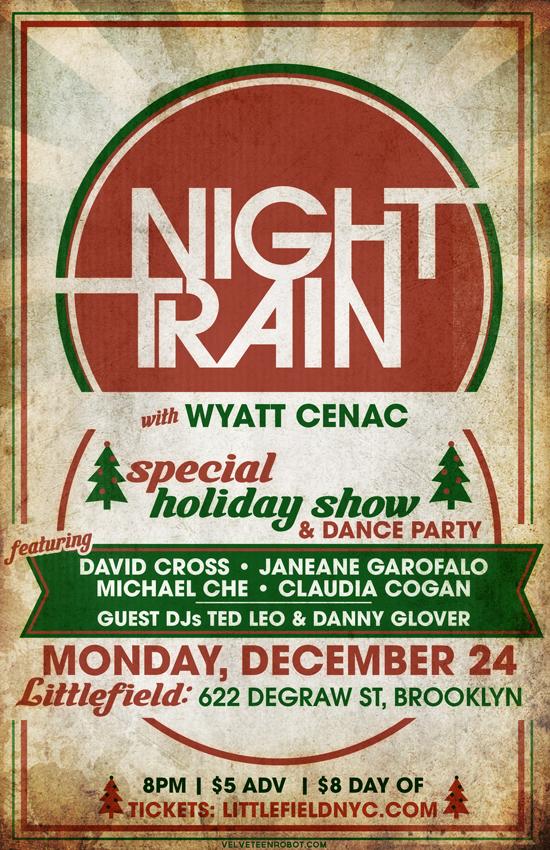 Night Train Holiday Show