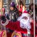 Le marché de noël- Le père Noël!