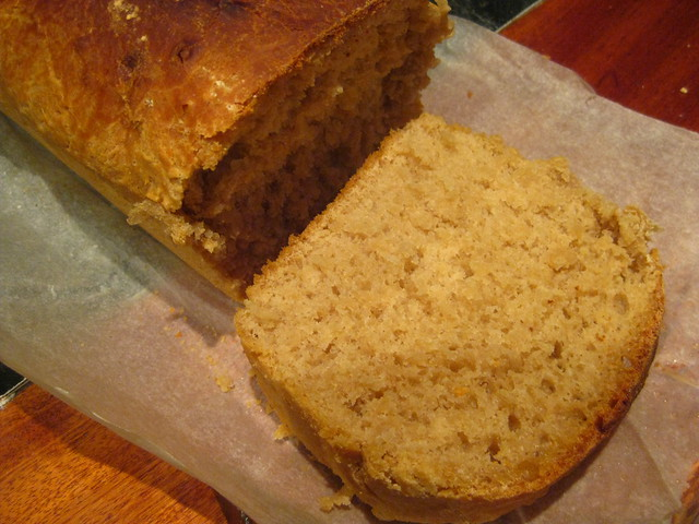 Yeasted Beer Bread