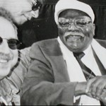 Jon Hammond with the great Clark Terry