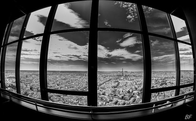Paris-Cage !!