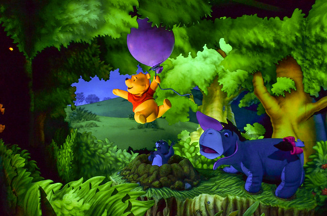 Winnie the Pooh Eeyore