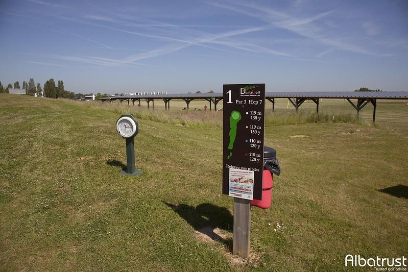 photo du golf Daily Golf de Buc - Toussus Le Noble -  UGOLF - Parcours