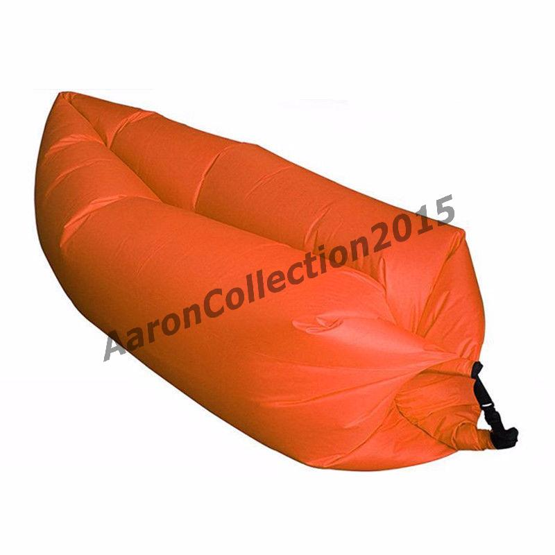 air bag sofa sleeping bag camping bed inflatable lounge. Black Bedroom Furniture Sets. Home Design Ideas