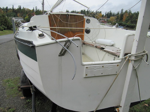 stolen outboard :( by Southworth Sailor