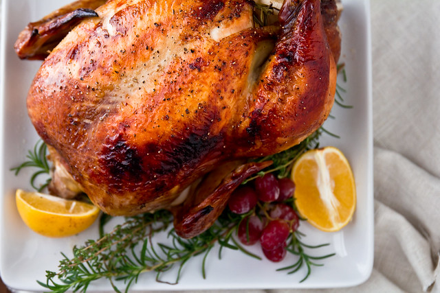 Sweet Tea Brined Turkey