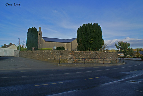 St Mogue's Church, Ballycanew, County Wexford (c1760)