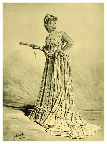 002-La mulata de rumbo-Tipos y costumbres de la isla de Cuba…1881-Victor P. Landaluze