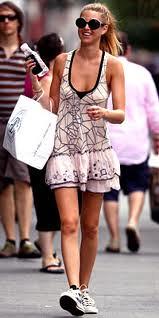 Whitney Port Converse Celebrity Style Women's Fashion
