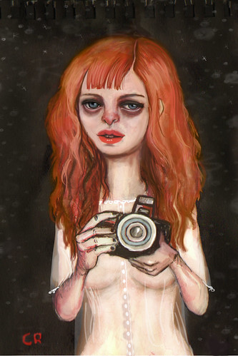 Untitled - Camera Girl