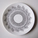 Imogen Luddy - Spiral deisgn plate by craftspace