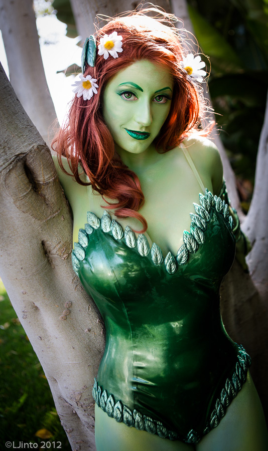 SDCC Poison Ivy-5