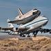 """boeing 747-123 shuttle carrier aircraft (sca) by Matt """"Linus"""" Ottosen"""