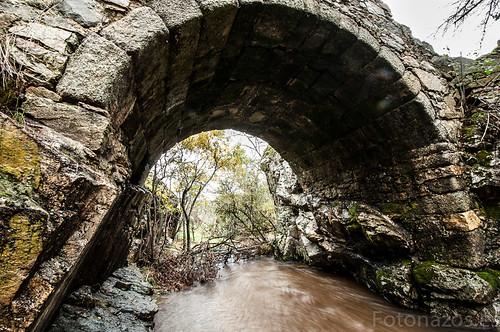 El Puente Calicanto
