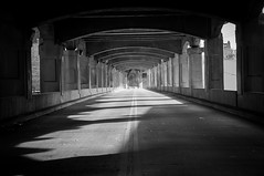 Under the Bridge in the West Bottoms (Explored)