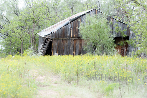 Abandoned in Texas by The Shutterbug Eye™