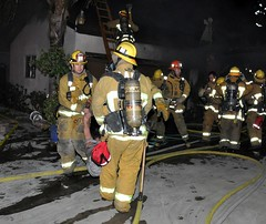 Five Injured, Two Hospitalized by Sun Valley Blaze